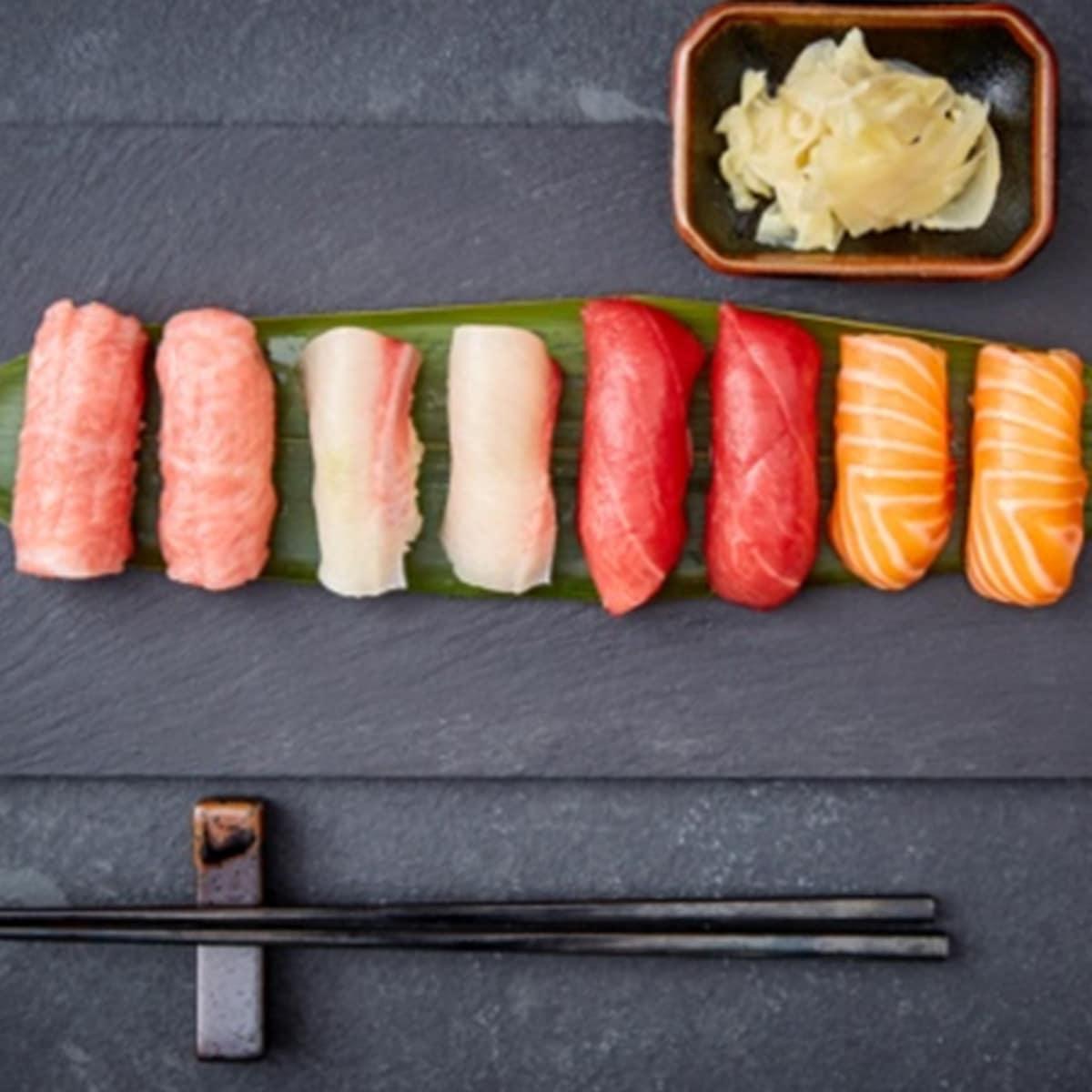 sushi london